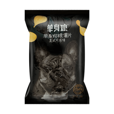 DANSHENLIANG Coca Cola Potato Chips 70g