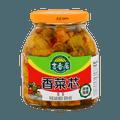 吉香居 香菜芯 开味泡菜 306g