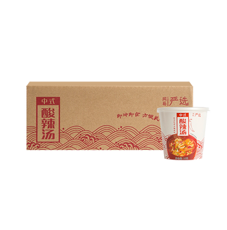 【CHINA DIRECT MAIL】YANXUAN Chinese Style Hot and Sour Soup (10g x 6)