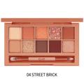 CLUB CLIO Pro Eye Palette #4 Street Brick