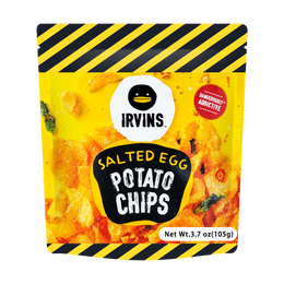 Salted Egg Potato Chips 105g