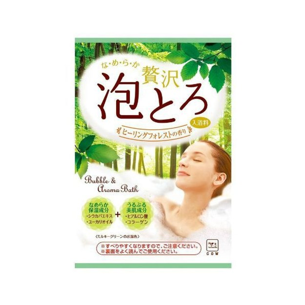 Product Detail - COW Awatoroyo Bath Additive Healing Forest 30g - image 0