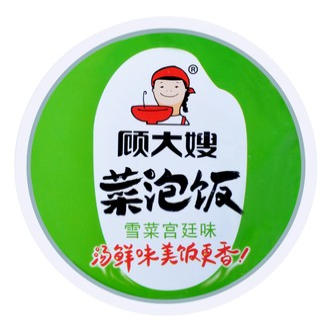 顾大嫂 菜泡饭 雪菜宫廷味 121g