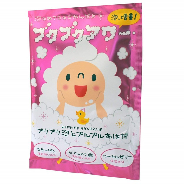 Product Detail - JAPAN BUKUBUKUAWA BATHSAL 40g - image 0