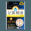 KOKUBO Natural Detox Foot Patch Argan Oil 1 Pair
