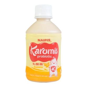 台湾NAIPIS 卡酪蜜思 乳酸菌饮料 香蕉味 290ml