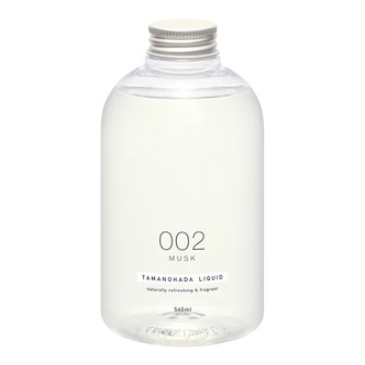 TAMANOHADA body soap 002 musk 540ml