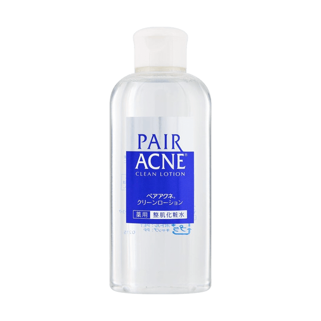 Product Detail - LION PAIR Acne Clean Lotion 160ml - image 0