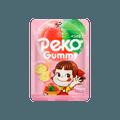 日本FUJIYA不二家 PEKO水蜜桃 软糖 QQ糖1.76oz