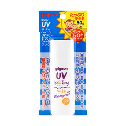 Japan Pigeon Baby Waterproof UV Sun Screen Protection Lotion SPF50+ PA++++ 50g