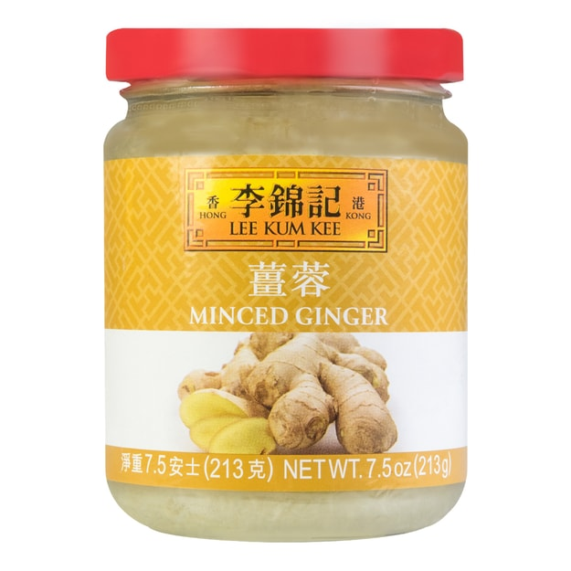 Product Detail - Minced Ginger 213g - image  0