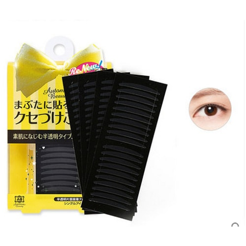 DEAR LAURA AB Supernatural Hidden No Trace of Double Eyelid Paste 80pieces