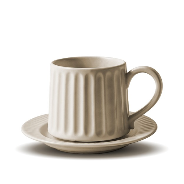 商品详情 - NESTLADY 创意简约型陶瓷咖啡杯 - image  0