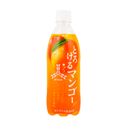 日本ASAHI Mitsuya 微炭酸饮料 苹果芒果味 500ml