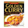 Curry Golden Retort Hot 230g