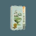 【亚米独家】知味观 绿豆糕 抹茶味 5枚入 190g