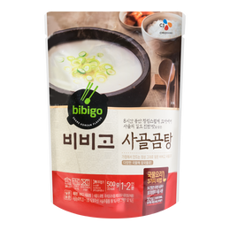 CJ Beef Stock Soup 500g