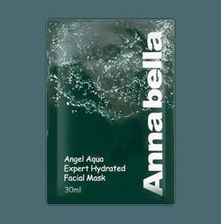 Annabella Angel Aqua Hydrated Facial Mask 1 sheet
