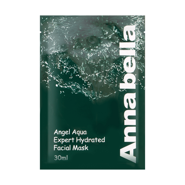 Annabella Angel Aqua Hydrated Facial Mask 1 sheet