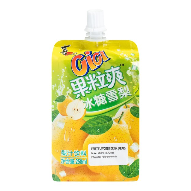 CICI Fruit Flavored Drink Pear 258ml