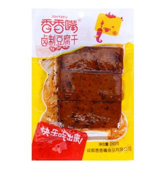 JOYTOFU Flavored Bean Curd Hot 180g