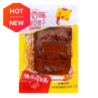 香香嘴 卤制豆腐干 麻辣味 180g