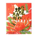 【日本直邮】DHL直邮 3-5天到 日本北海道HOKKAIDO  北海道帝王蟹仙贝 18枚装