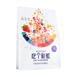 WUGU MOFANG Freeze Dried Fruit Oatmeal 400g