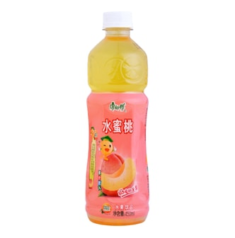 MASTER KONG Peach Drink 450ml