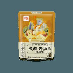 白家陈记 阿宽 大厨外卖 成都奶汤面 自立袋 150g