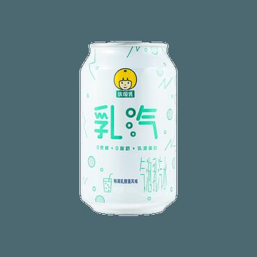 【亚米独家】伊利 乳汽 气泡乳汽水乳酸菌味 320ml