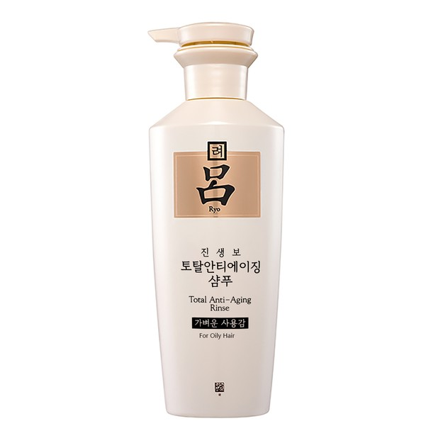 RYO Total Anti-Aging Rinse 400ml For Oily Hair