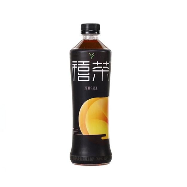 商品详情 - 禧茶 蜜桃乌龙茶 500m l - image  0