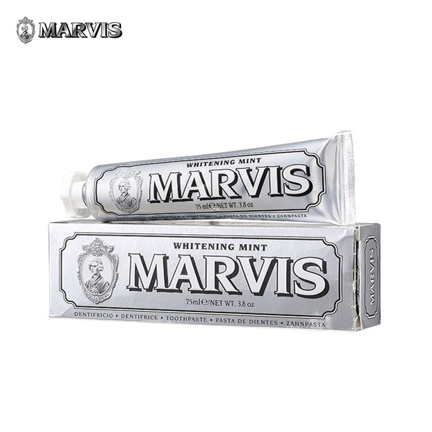 Product Detail - MARVIS Whitening Mint Toothpaste 75ml - image 0