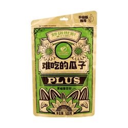 旺瓜 葵花籽 原味 500g