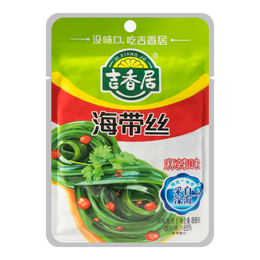 JIXIANGJU Sheredded Kelp in Spicy 88g