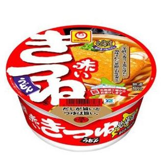 日本MARUCHAN 红油豆腐乌冬速食面 碗装 94g