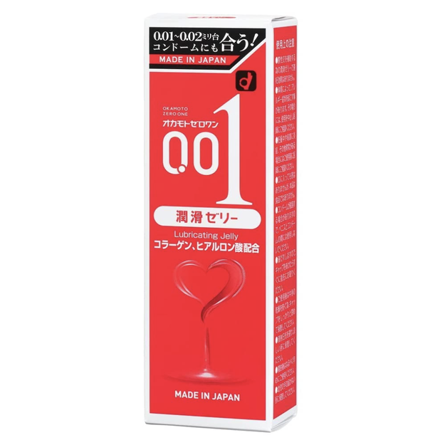 Product Detail - OKAMOTO 001 Water Soluble Human Lubricant 50g - image  0