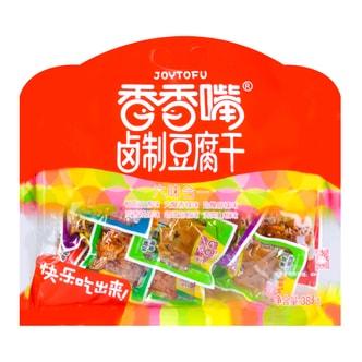 香香嘴 卤制豆腐干 综合大礼包 四川特色零食 388g