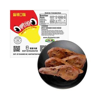 纯味 麻辣口味 鸭头 400g USDA认证