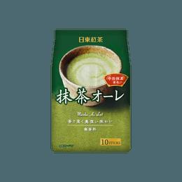 Matcha Milk Tea Mix 10pcs 120g