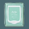 BCL||AHA 果酸柔肤深层清洁温和卸妆湿巾||60片