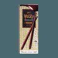 日本GLICO格力高 POCKY百奇 巧克力奶油涂层饼干棒 三包入 88.5g 季节限定款