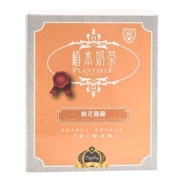 商品详情 - [台湾直邮] 啡堡 植本奶茶 桂花乌龙奶茶 25g x 6袋入 - image  0