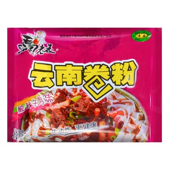 马老表 云南卷粉 酸辣辣牛肉味 90g