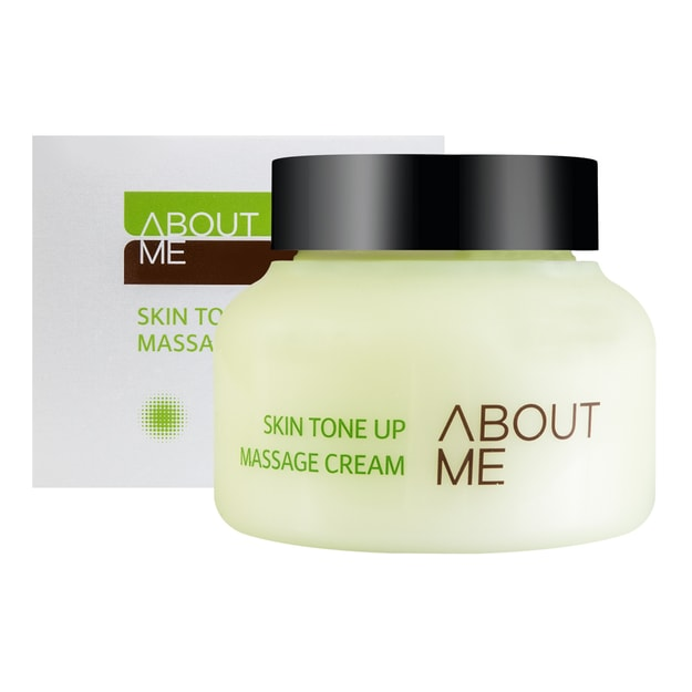 Product Detail - ABOUTME Skin Tone Up Massage Cream 150ml - image 0