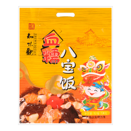 ZHIWEIGUANG Babao Rice Steamed Glutinous Rice 300g