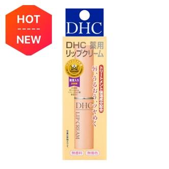 日本DHC 橄榄油护唇膏 1.5g COSME大赏受赏
