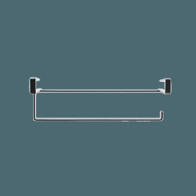 商品详情 - 网易严选素风 厨房纸巾收纳架 厨房纸巾收纳架(茶咖色) - image  0