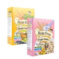 [Combo] Baby Fren Vegetables Noodles 250g 8.82 OZ*1 & Calcium Ca-Plus Noodles 250g 8.82 OZ*1